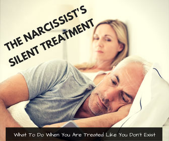 Why Narcissists Use Silent Treatment | Melanie Tonia Evans