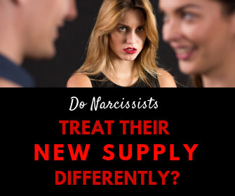 Do Narcissists Treat Their New Supply Differently? | Melanie