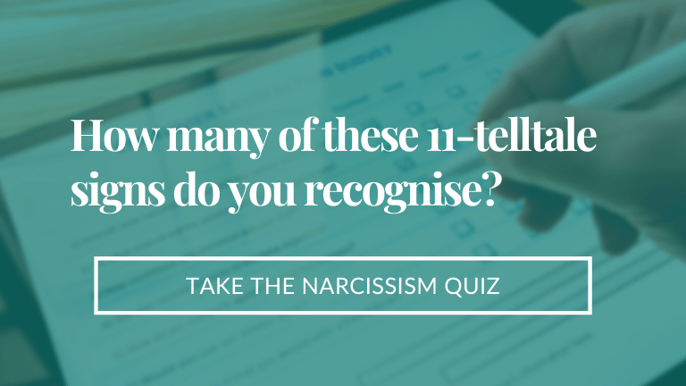 Do narcissists texts why ignore Signs a